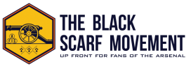 The Black Scarf Movement: the largest Arsenal supporters' group